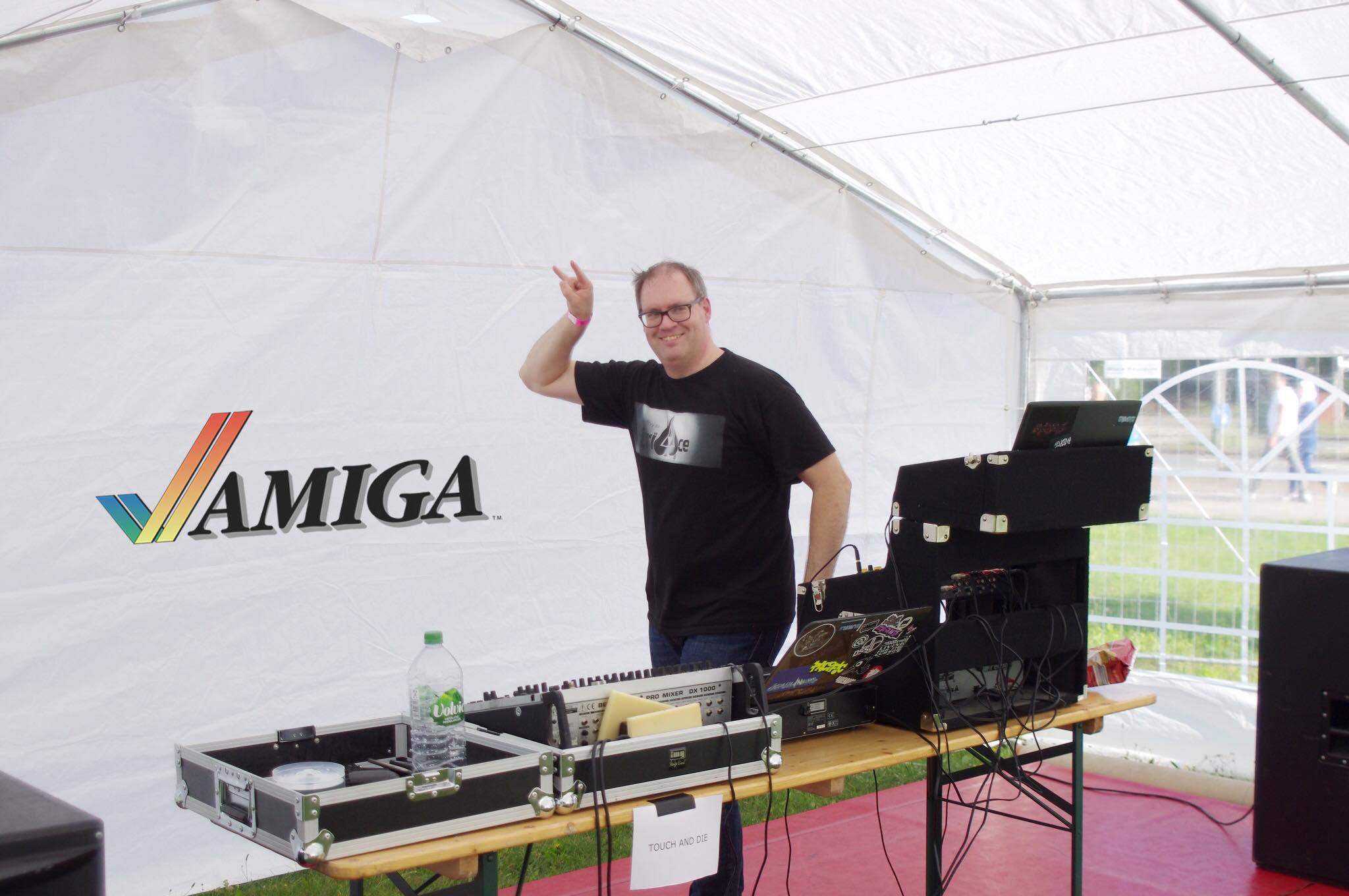 DJ Arvy aka Triace